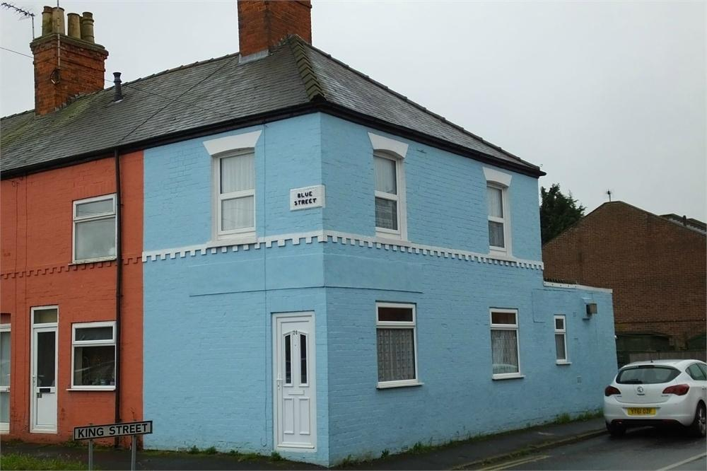 2 Bedrooms End Of Terrace House for sale in Blue Street, Boston, Lincolnshire