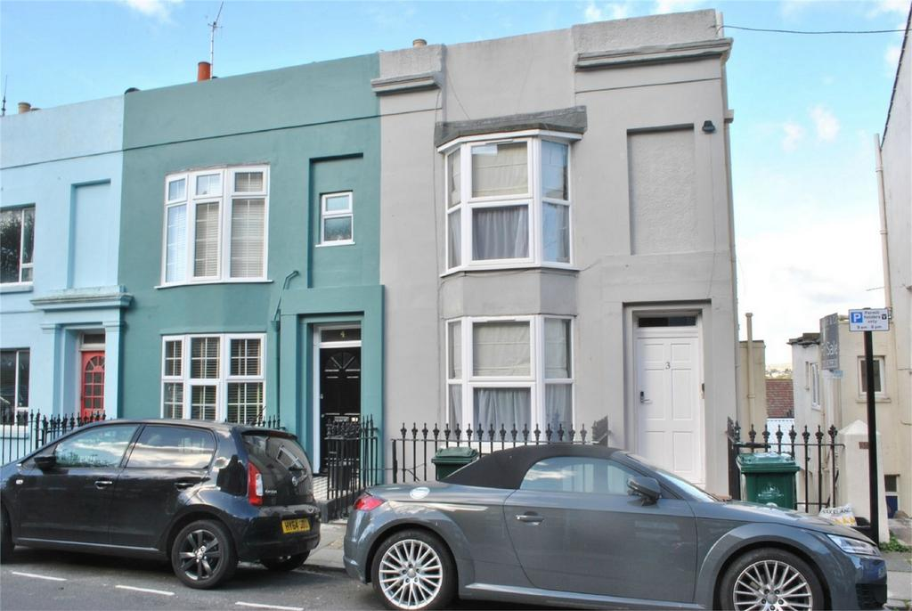 2 Bedrooms Flat for sale in Finsbury Road, Brighton, East Sussex