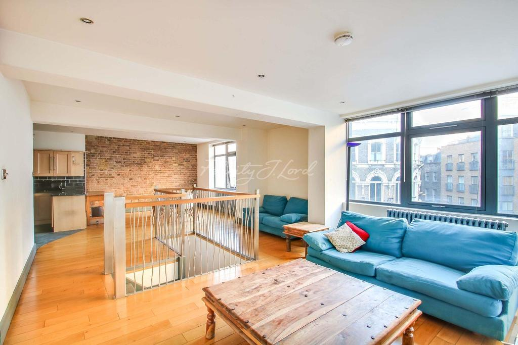 2 Bedrooms Flat for sale in Commercial Street, E1