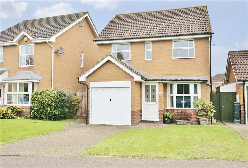 3 Bedrooms Detached House for sale in Princethorpe Drive, Banbury