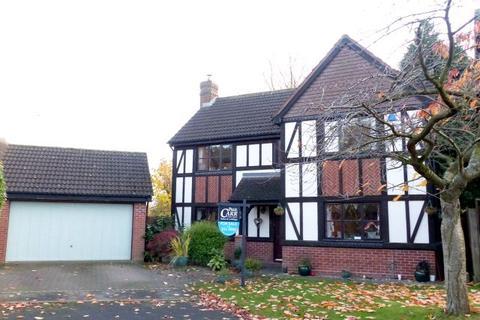 4 bedroom detached house for sale - Monkspath,Sutton Coldfield,West Midlands