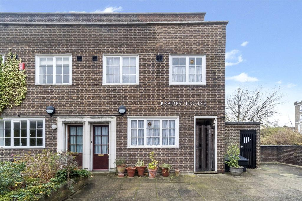 3 Bedrooms Flat for sale in Bradby House, Carlton Hill, London