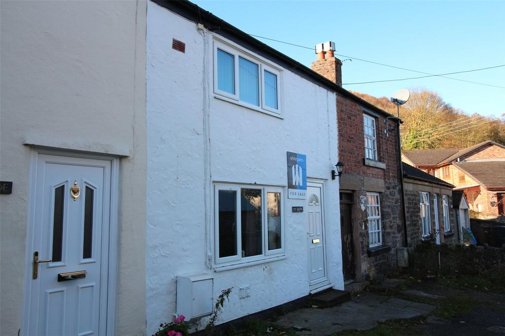 2 Bedrooms Terraced House for sale in Gwalia, Caergwrle, Wrexham, LL12