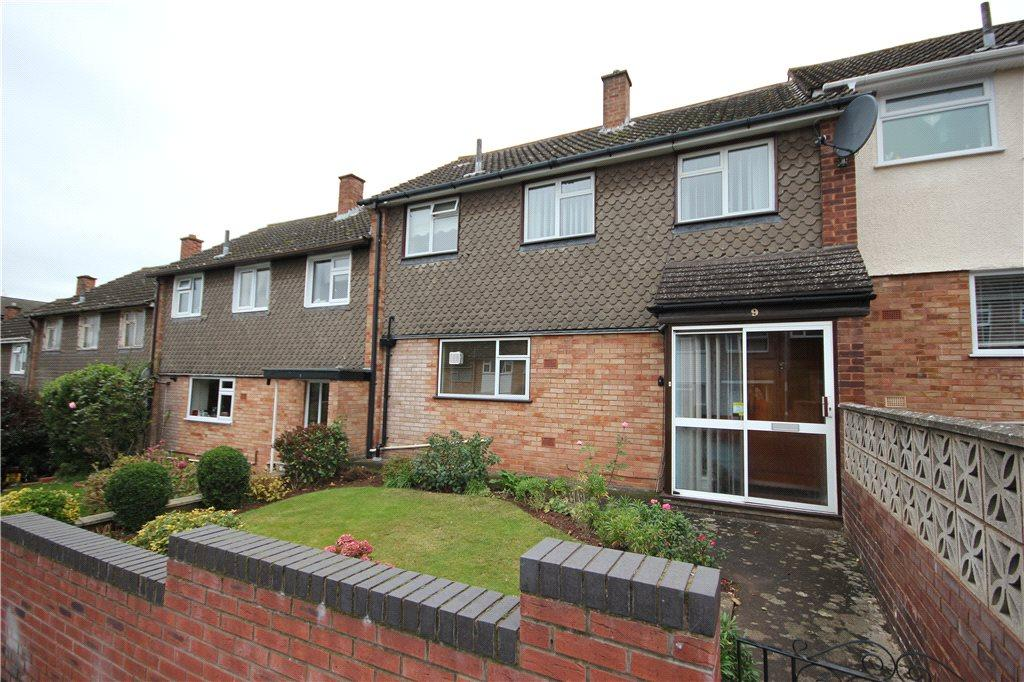 3 Bedrooms Terraced House for sale in Eastnor Drive, Hereford, HR1