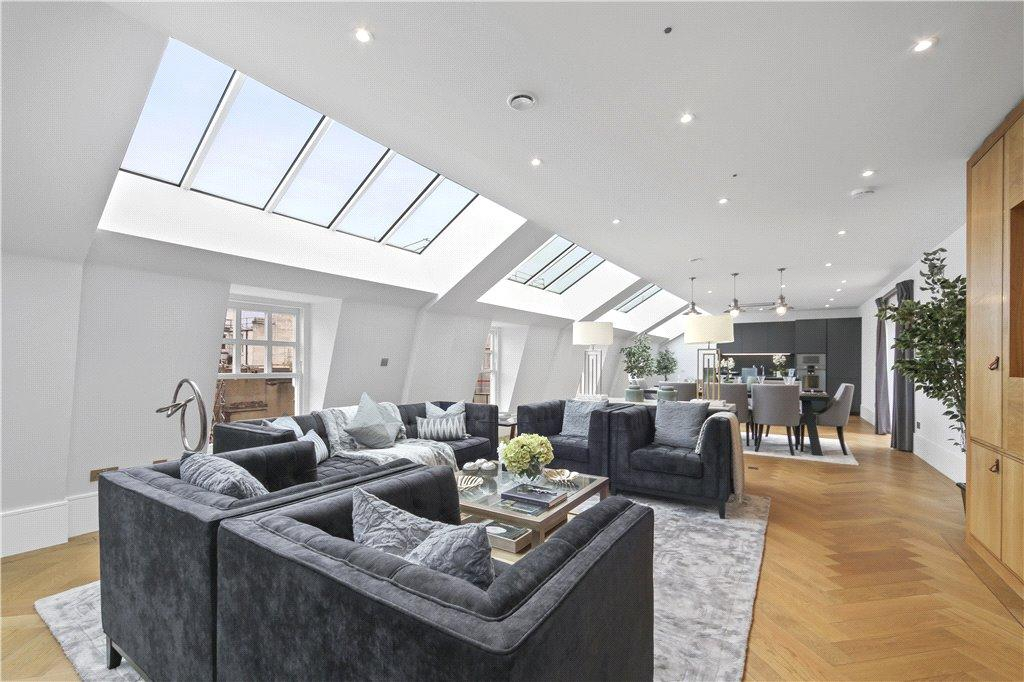 3 Bedrooms Penthouse Flat for rent in Bedford Street, Covent Garden, London, WC2E