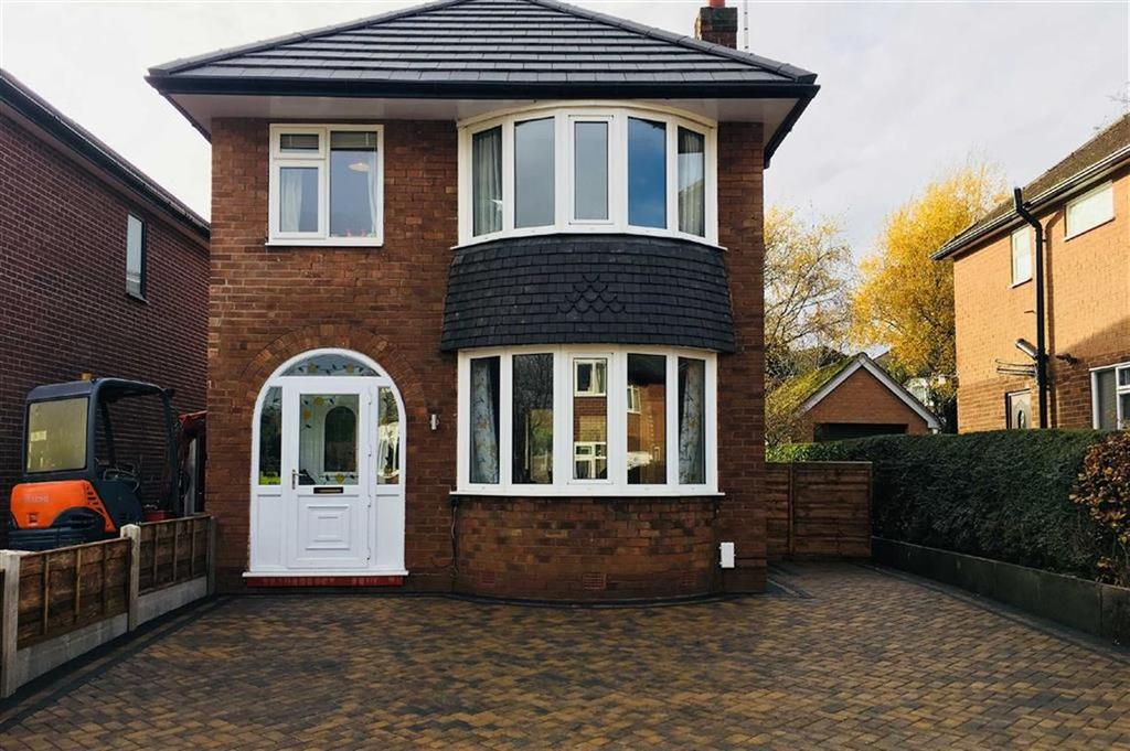 4 Bedrooms Detached House for sale in Derwent Drive, Wilmslow, Cheshire