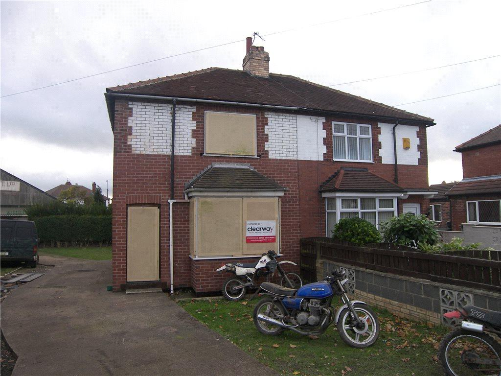 2 Bedrooms Semi Detached House for sale in Redhill Drive, Castleford, West Yorkshire