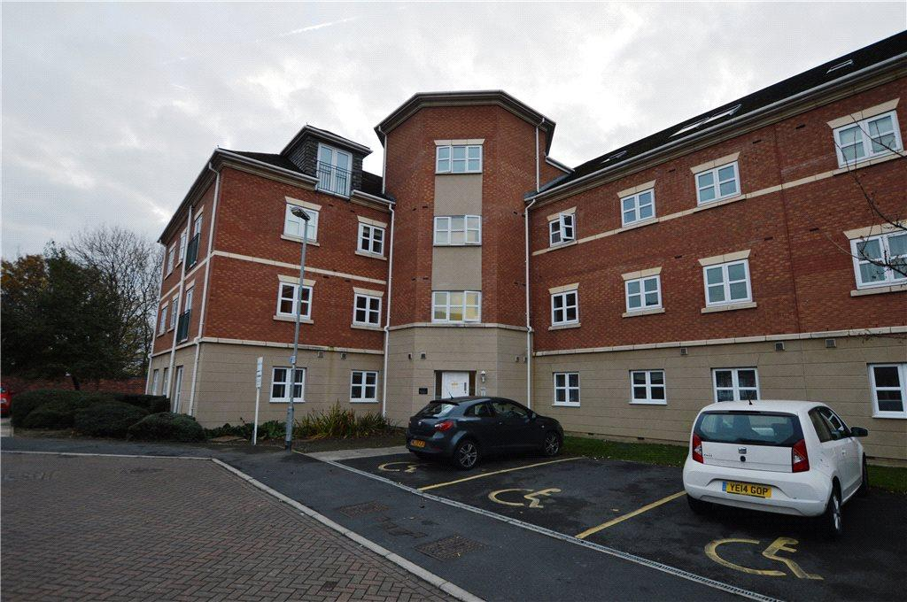 2 Bedrooms Apartment Flat for sale in Delamere Gardens, Wakefield, West Yorkshire