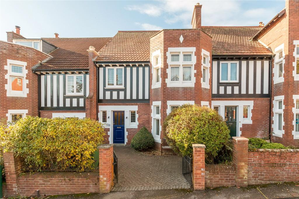 5 Bedrooms Terraced House for sale in Thornton Hill, Exeter, Devon