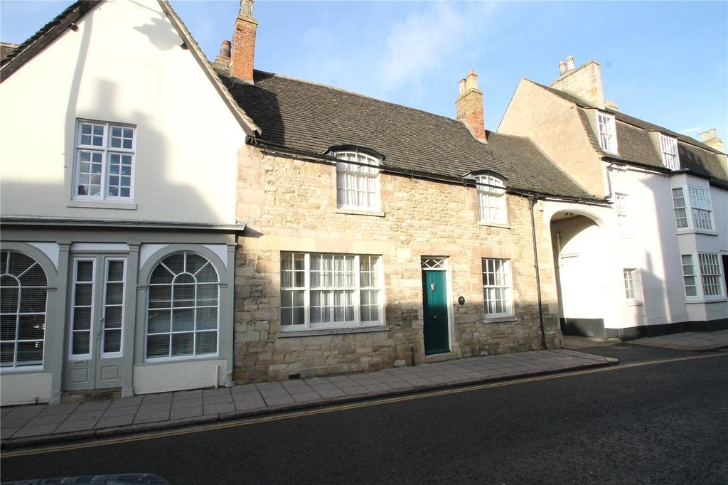 2 Bedrooms Terraced House for sale in St. Peters Street, Stamford, Lincolnshire