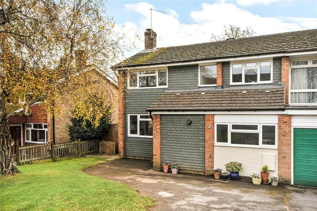 4 Bedrooms Semi Detached House for sale in The Pastures, Kings Worthy, Winchester, Hampshire, SO23
