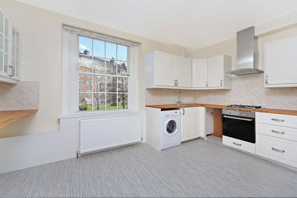3 Bedrooms Apartment Flat for sale in North End House, Fitzjames Avenue, West Kensington, London, W14