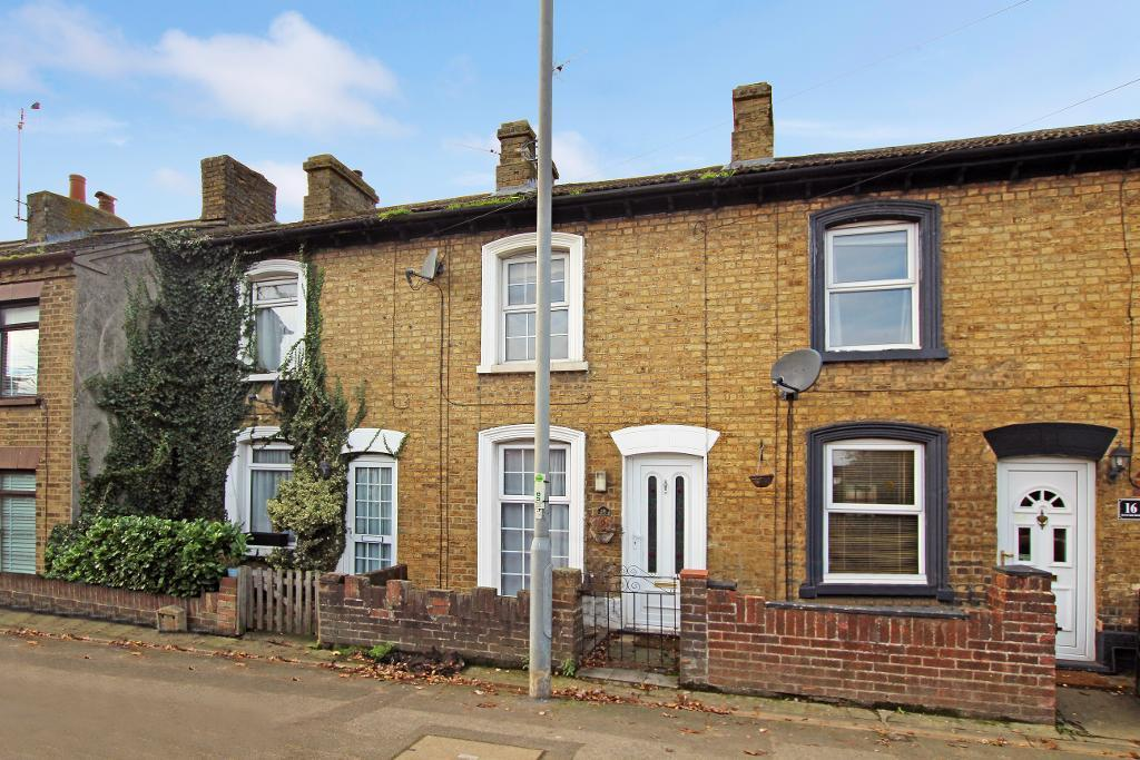 2 Bedrooms Terraced House for sale in Dunstable Road, Toddington, Beds, LU5 6DR