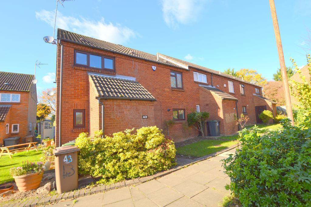 3 Bedrooms End Of Terrace House for sale in Links Way, Luton, LU2 7HD
