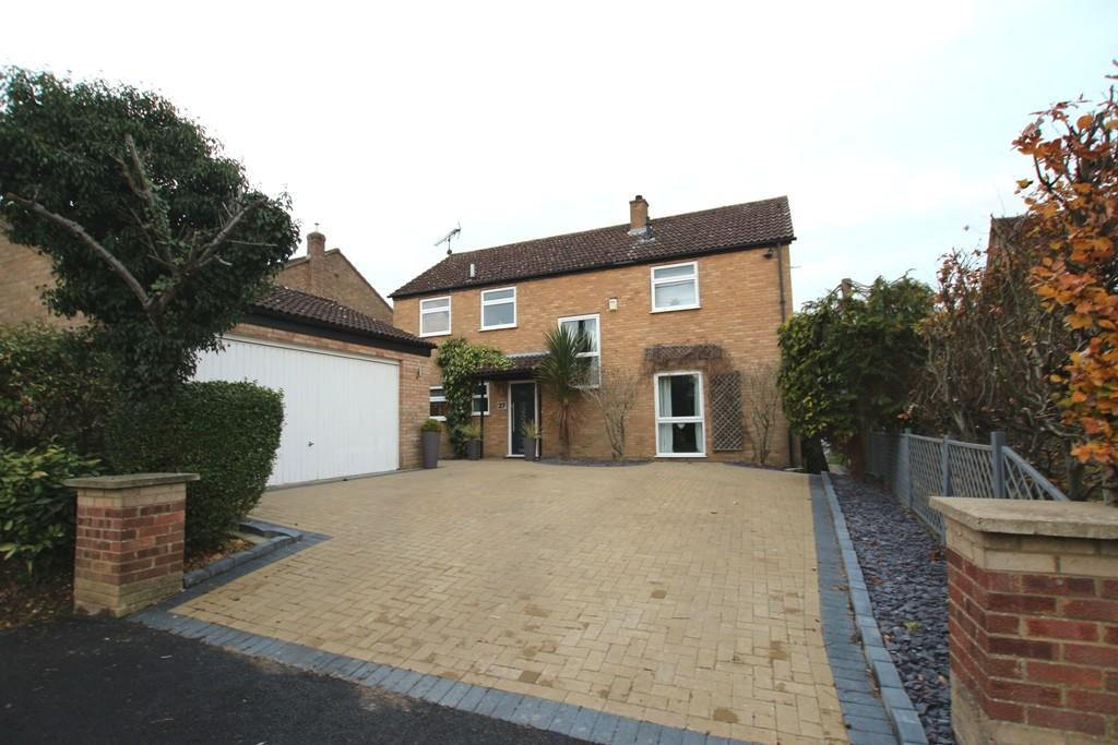 4 Bedrooms Detached House for sale in Clarkes Lane, Wilburton