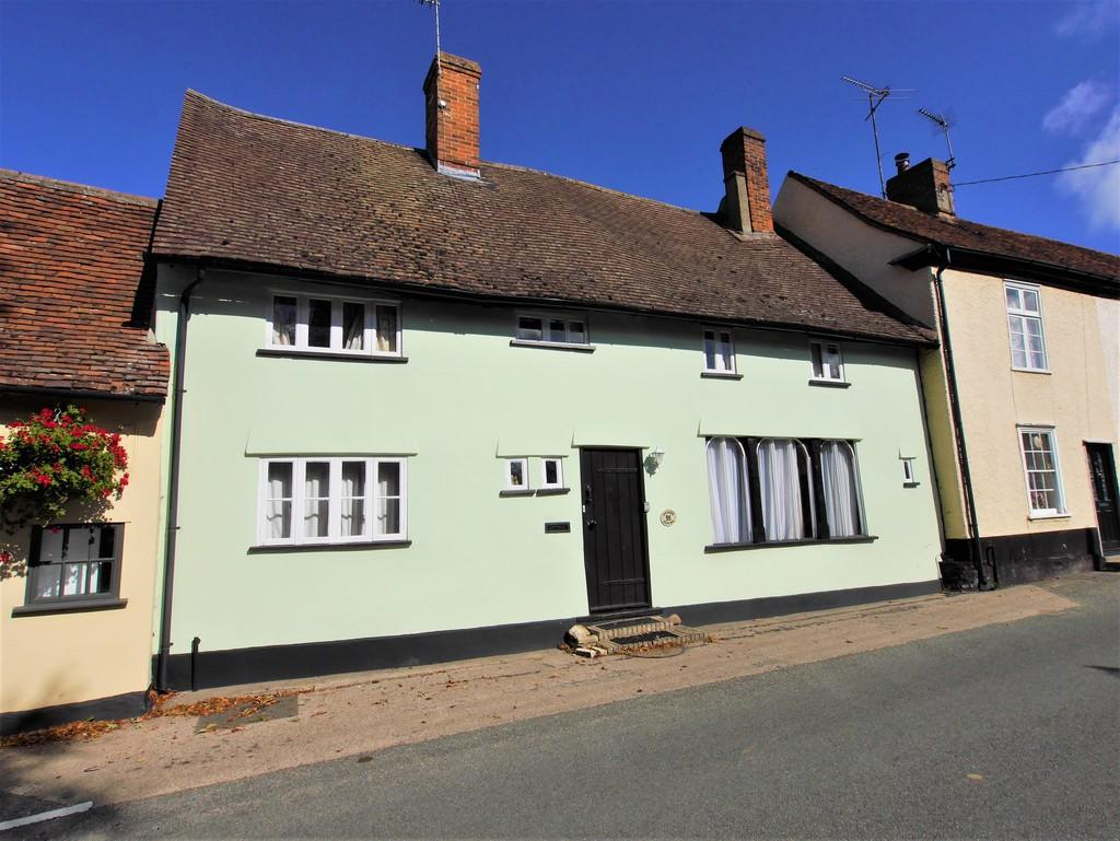 3 Bedrooms Terraced House for sale in 91 George Street, Hadleigh, Ipswich, Suffolk, IP7 5BD