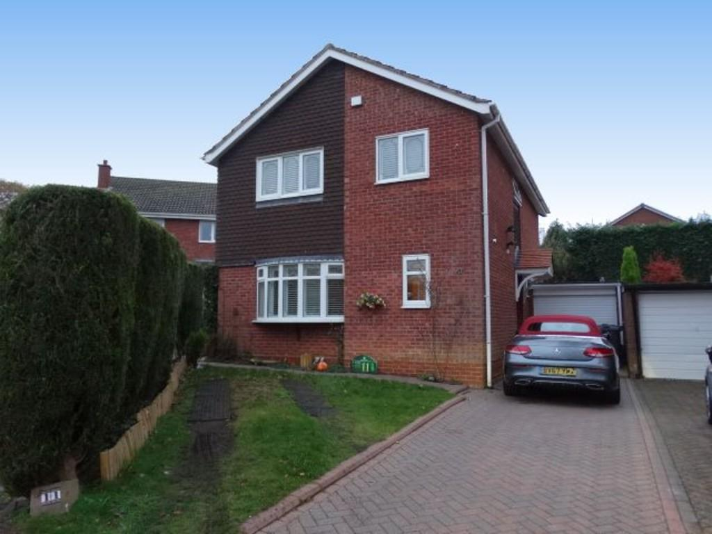 4 Bedrooms Detached House for sale in Corncrake Close, Sutton Coldfield, B72 1HY
