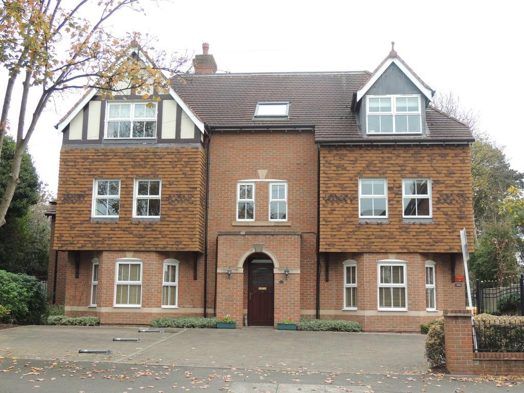 2 Bedrooms Apartment Flat for sale in Station Road, Dorridge, Solihull