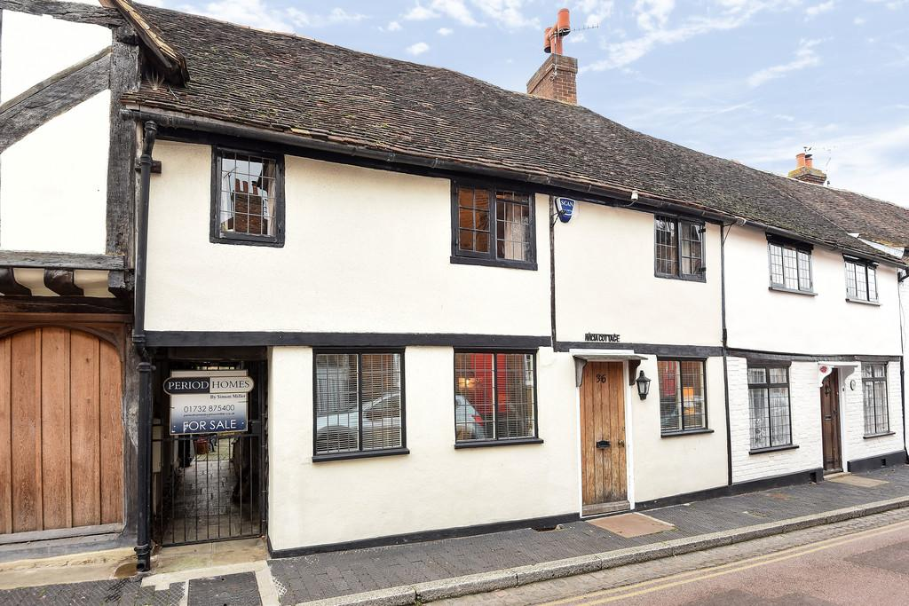 3 Bedrooms Cottage House for sale in King Street, West Malling