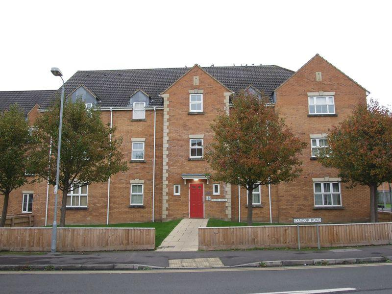 2 Bedrooms Apartment Flat for sale in Leigh Park, Westbury