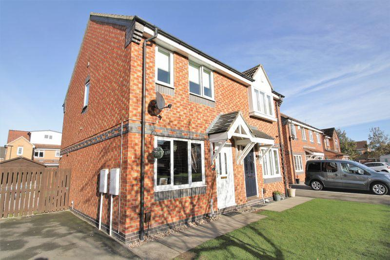 2 Bedrooms Semi Detached House for sale in Sir Douglas Park, Thornaby, Stockton, TS17 0JY