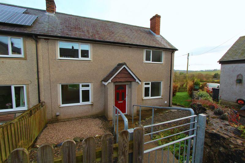3 Bedrooms Semi Detached House for sale in Bro Alwen, Llanfihangel