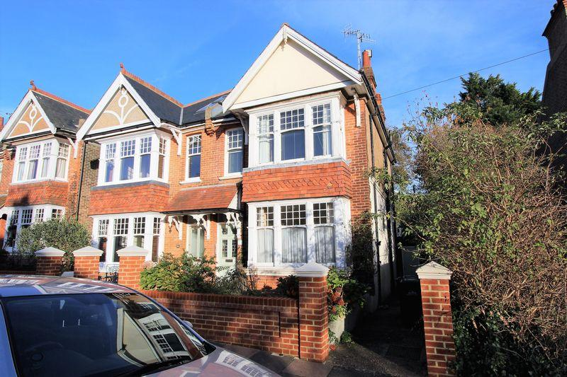 5 Bedrooms Semi Detached House for sale in Harrington Villas, Brighton