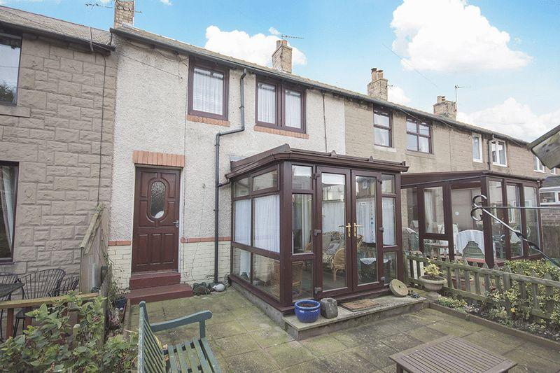 3 Bedrooms Terraced House for sale in Jubilee Place, Seahouses