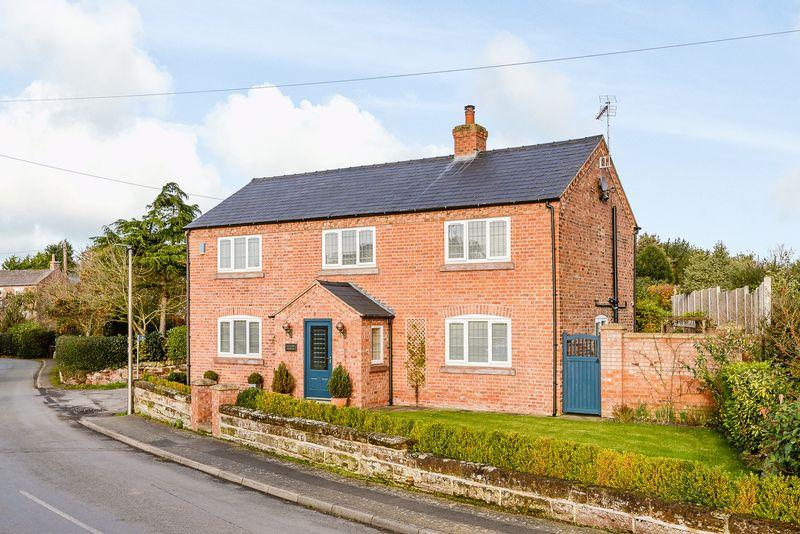 4 Bedrooms Detached House for sale in Tiverton, Nr Tarporley