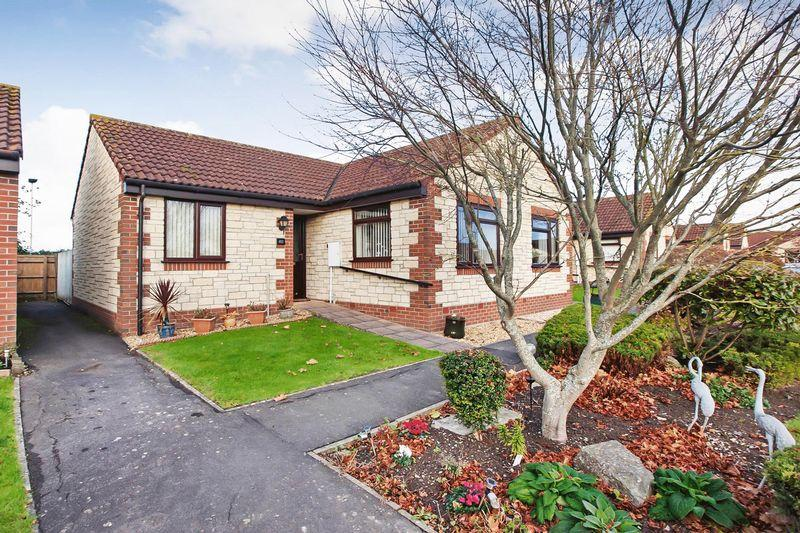 2 Bedrooms Bungalow for sale in Willow Court, Bridgwater