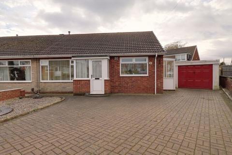 3 bedroom semi-detached bungalow for sale - Stuart Close, Scunthorpe