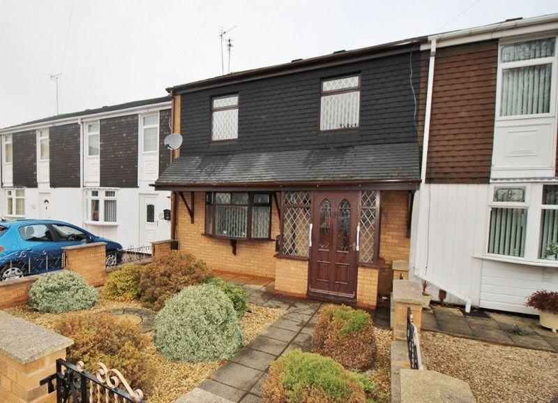 3 Bedrooms Terraced House for sale in Cumberland Road, Willenhall