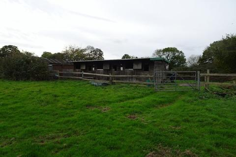 Detached house for sale - Land and Stables at The Cloisters