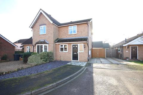 2 bedroom semi-detached house for sale - Hawthorn Close, Ampthill, Bedford, MK45