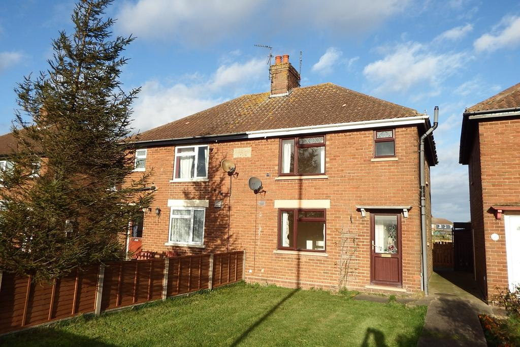3 Bedrooms Semi Detached House for sale in Main Road, Gedney, PE12