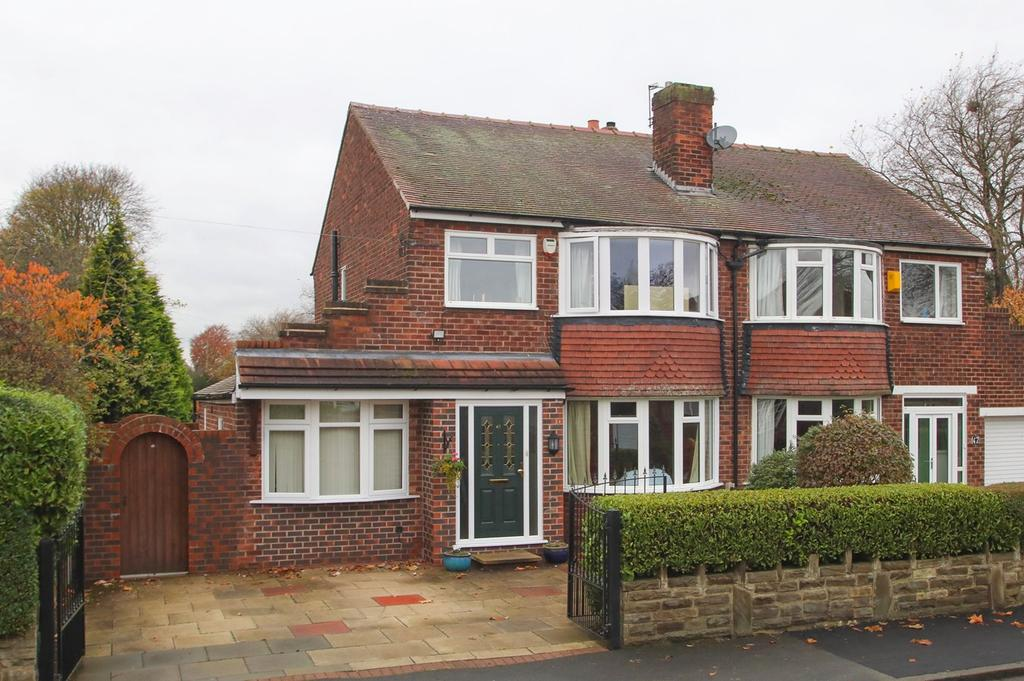 3 Bedrooms Semi Detached House for sale in Westbourne Road, Urmston, Manchester, M41