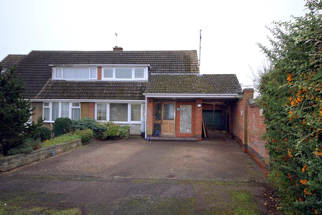 3 Bedrooms Semi Detached House for sale in Hazel Grove, Stotfold, Hitchin, SG5