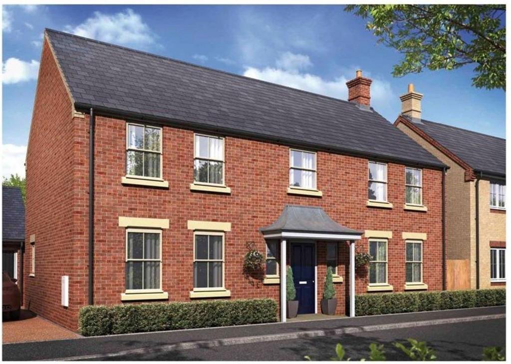 4 Bedrooms Detached House for sale in Wimblington Road, Doddington, March