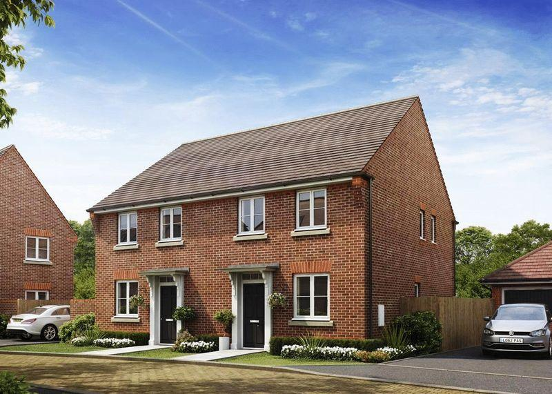 2 Bedrooms Detached House for sale in Plot 22, The Kedlestone, Abbotts Meadow, Steventon