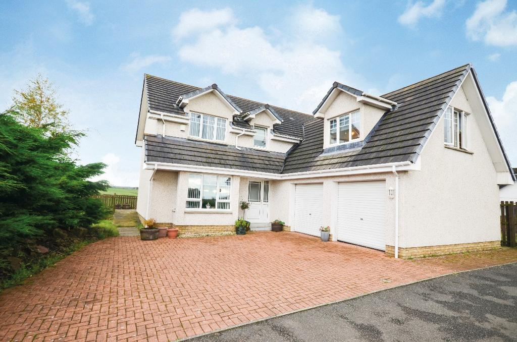 4 Bedrooms Detached House for sale in Main Street, Bogside, South Lanarkshire, ML2 9PP