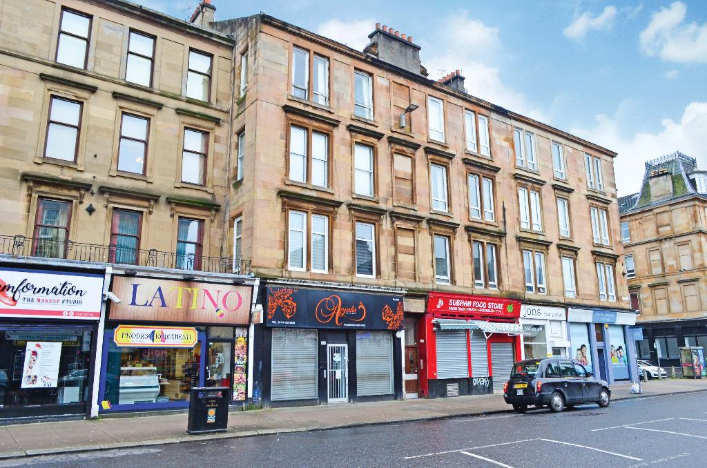2 Bedrooms Flat for sale in Victoria Road, Flat 1/L, Queens Park, Glasgow, G42 8RW