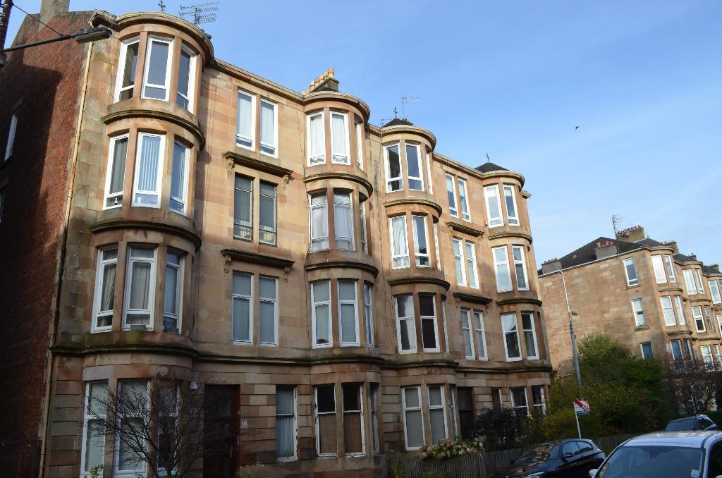 1 Bedroom Flat for sale in Battlefield Avenue, Flat 3/2, Battlefield, Glasgow, G42 9RJ