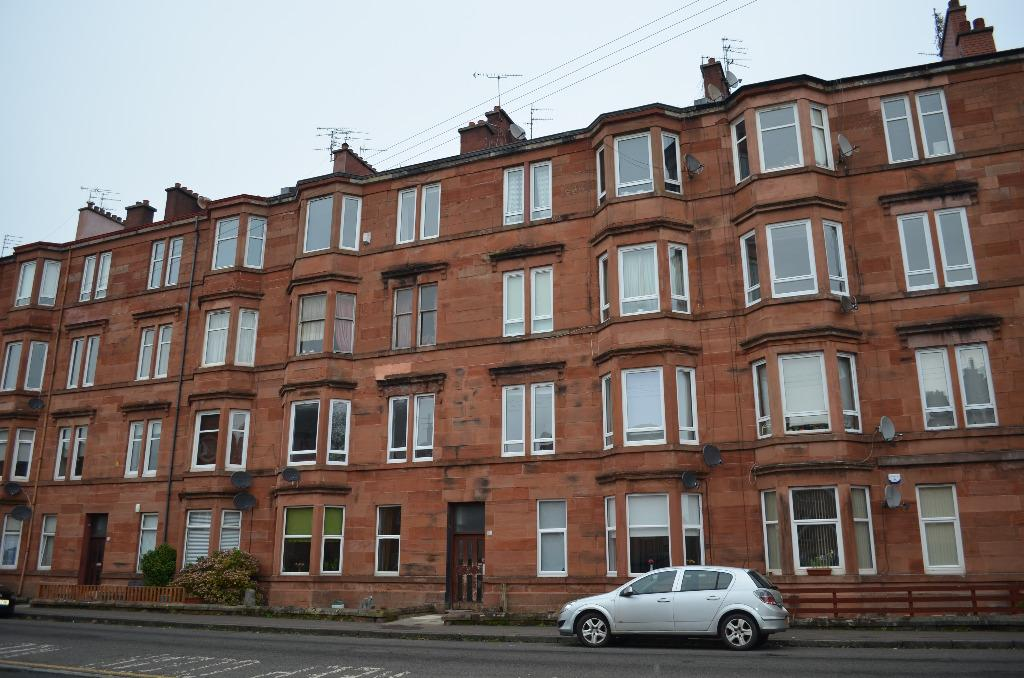 1 Bedroom Flat for sale in Cartvale Road, Flat 3/2, Langside, Glasgow, G42 9RN