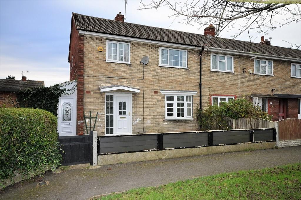 3 Bedrooms End Of Terrace House for sale in Houps Road, Thorne, Doncaster