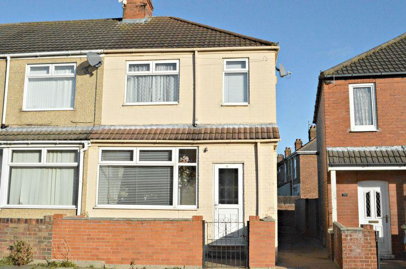 3 Bedrooms End Of Terrace House for sale in Spring Bank, Grimsby