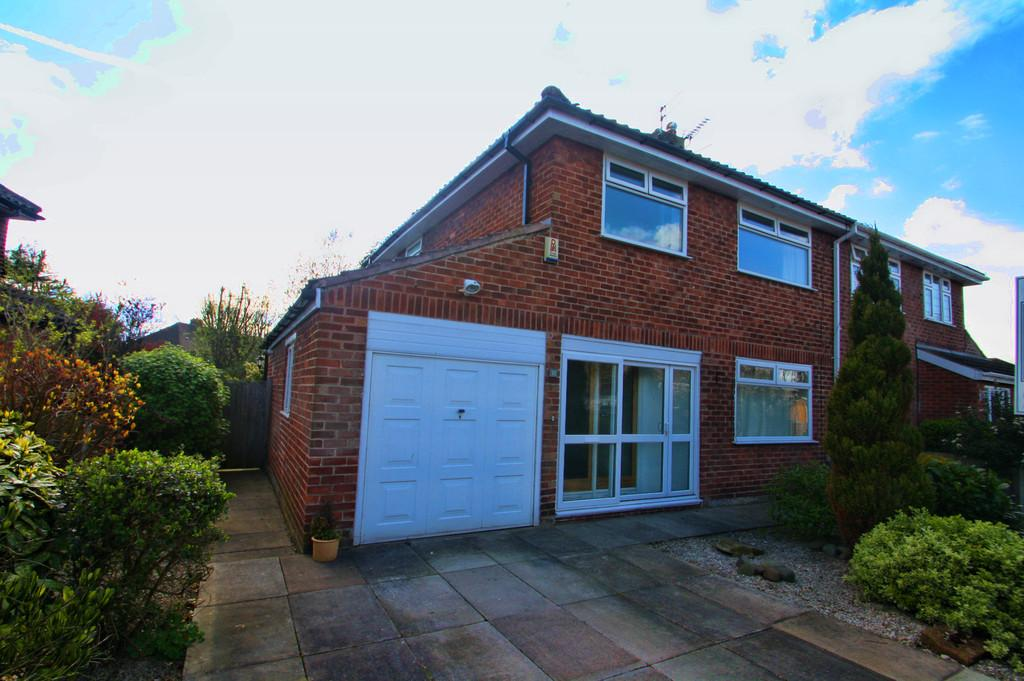 3 Bedrooms Semi Detached House for sale in The Serpentine, Aughton