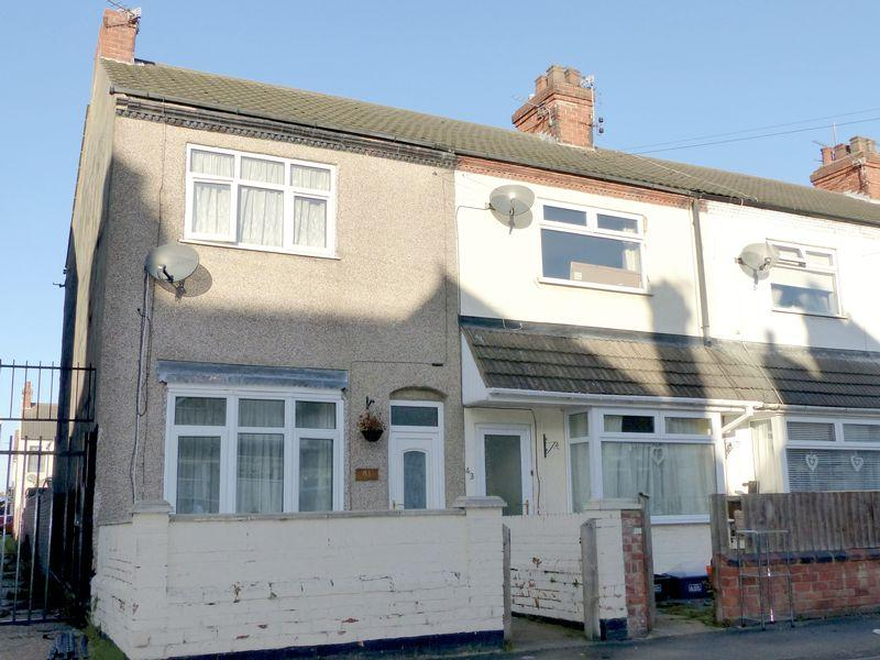 3 Bedrooms Terraced House for rent in Fuller Street, Cleethorpes