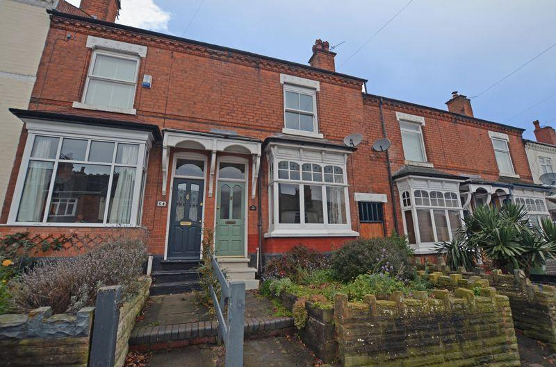 2 Bedrooms Terraced House for sale in Pargeter Road, Bearwood