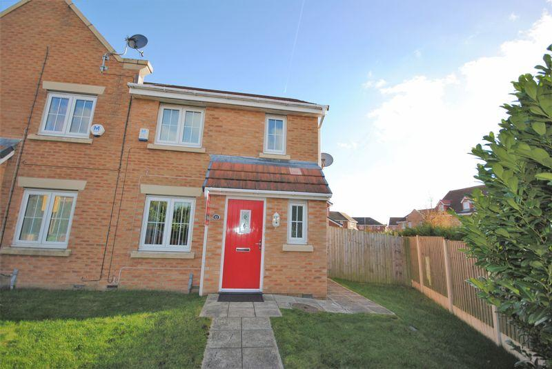 3 Bedrooms Terraced House for sale in 12 Kingham Close, Leasowe