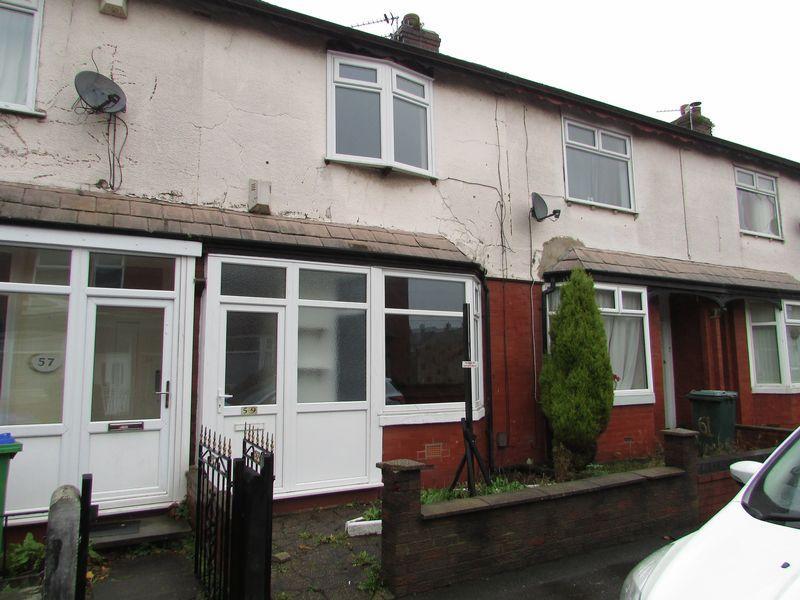 2 Bedrooms Terraced House for rent in Egerton Street Heywood.